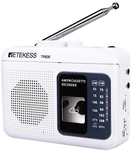 radio portatil am fm con entrada usb fabricante Retekess