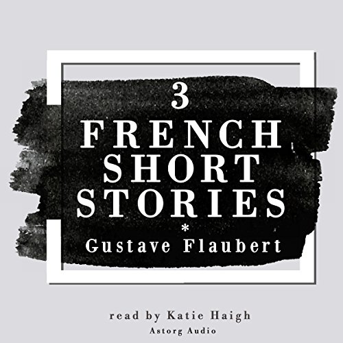 3 french shorts stories cover art
