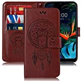Sidande for LG Q60 Case, LG K50 Wallet Case with Card