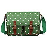 Miss Lulu Cartables, M, Dot Green