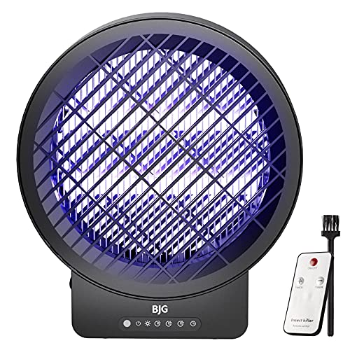 BJG Mosquito Bug Zapper Indoor, LED Fly Light Killer Lamp, Electronic...