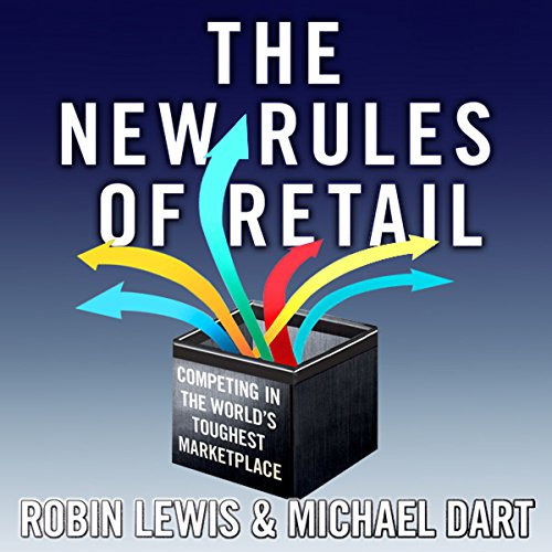 The New Rules of Retail audiobook cover art