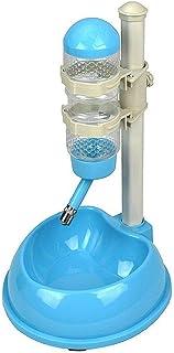 Bebedouro Comedouro automatico para cães e gatos CBR04294 Azul