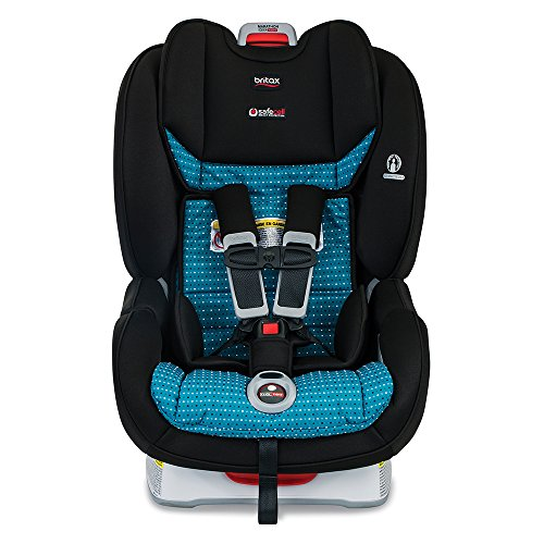 Britax Marathon ClickTight Convertible Car Seat - 1 Layer Impact Protection, Oasis