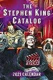 STEPHEN KING GOES TO THE MOVIES - Stephen King Catalog 2021 Desk Calendar
