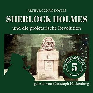 Sherlock Holmes und die proletarische Revolution Titelbild