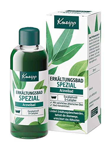 Kneipp Erkältungsbad Spezial, 2er Pack (2 x 200 ml)