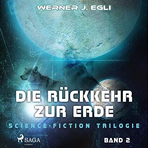 Die Rückkehr zur Erde audiobook cover art
