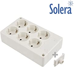SOLERA 8016IL Base Bipolar 3680 W 250 V