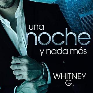 Una noche y nada más [One Night and Nothing Else] audiobook cover art