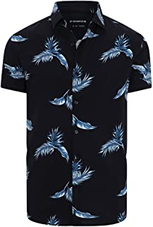 Connor Men's Walter Shirt Short Sleeve Classic Tops Sizes XS-3XL Affordable Quality with Great Value