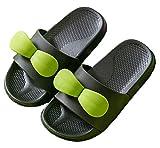 Vorgelen Zapatos de Playa y Piscina para Niños Bañarse Chanclas para Niña y Niño Zapatillas Baño de Estar por Casa Verano
