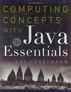 Best computing concepts with java essentials Reviews