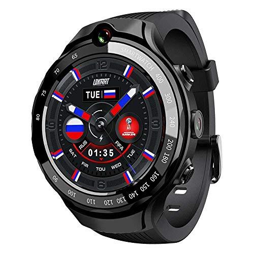 LOKMAT LOK 02 Smart Watch Phone AMOLED Screen Optical Fitness Smart Bracelet