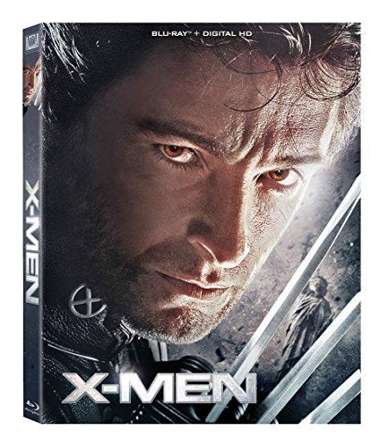 X-men Blu-ray Icon w/ Movie Money