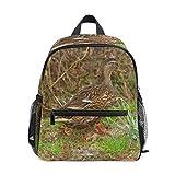 Kleine Schulranzen mit Stockenten, Wasservögel, Vogel-Rucksack für Mädchen, Jungen, Kinder, Mini-Reise-Tagesrucksack, Primär, Vorschul, Studenten, Büchertasche