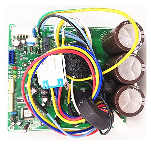 ZHANGXIN XINGSTOR Adatta per Samsung Air Conditioner Computer Board Circuit Board PCB-00775A DB93-08389S-LF DB93-08388X-LF (Color : New)