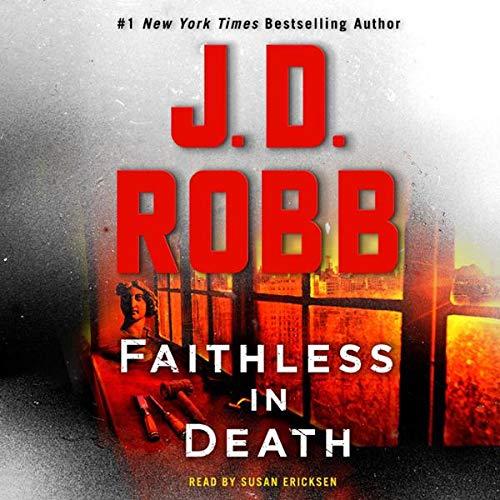 Page de couverture de Faithless in Death