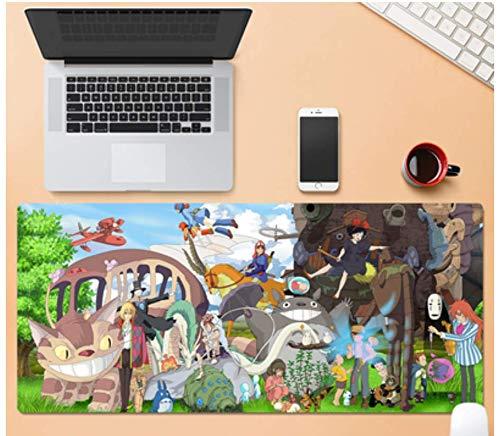 Alfombrilla De Ratón Para Juegos De Gran Tamaño, Animales De Dibujos Animados Para Niños Y Niñas, Goma Duradera, Alfombrilla Para Computadora Portátil Para Juegos De Oficina