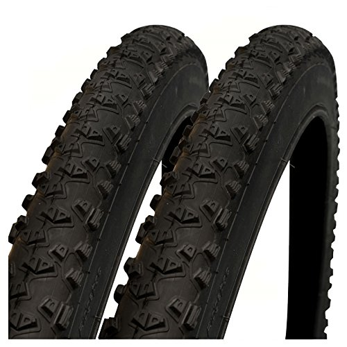 Impac Schwalbe Ridgepac 26' x 2.25 Mountain Bike Tyres (Pair)