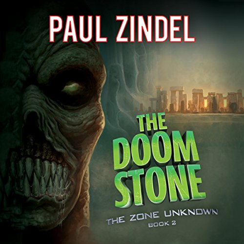 Couverture de The Doom Stone