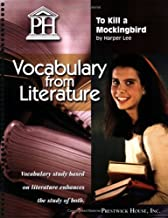 To Kill a Mockingbird - Vocabulary from Literature by Harper Lee (2003-01-01)