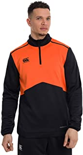 Canterbury Men's Quarter Zip Thermoreg Spacer Fleece