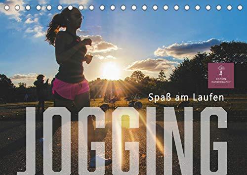 Jogging - Spaß am Laufen (Tischkalender 2022 DIN A5 quer)