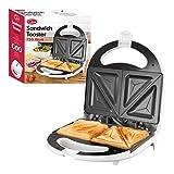 Quest 35139 Sandwich Toaster Toastie Maker, 750W, White