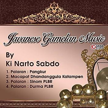 Javanese Gamelan Musik