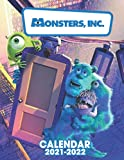 Monster, Inc: 2021-2022 Calendar Big Size Glossy Paper - High Quality Images