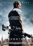 Shooter (Mark Wahlberg) Original Filmplakat - Beidseitige