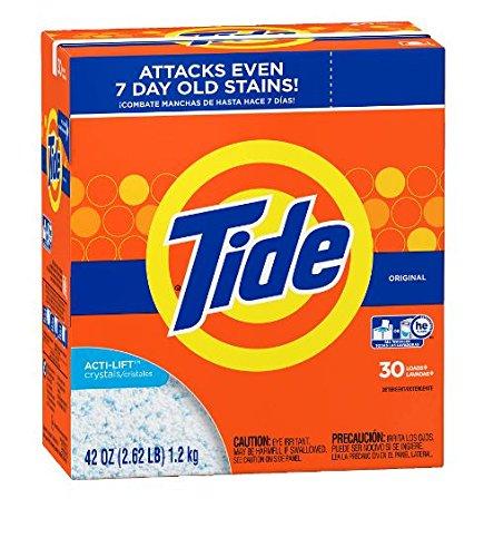 Tide Laundry Detergent Powder 42.0 Oz.