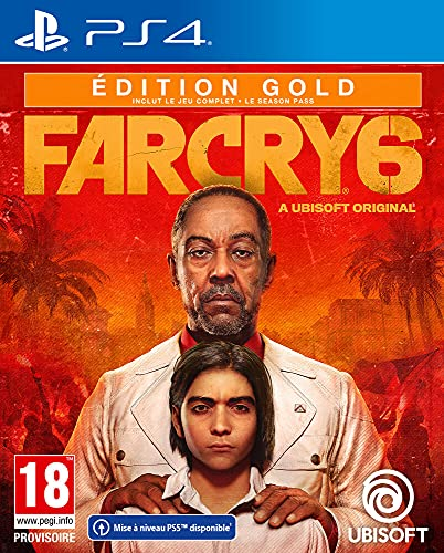 Far Cry 6 Gold PS4