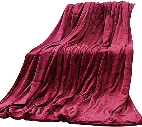 MaxKare Electric Blanket Heated Queen Throw 72' x...