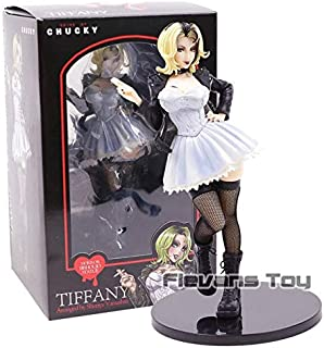 Horror Bishoujo Statue Halloween Michael Myers Dy Jason Tiffany 1/7 Scale PVC Figure Collectible Model Toy New Must Haves Gift Ideas The Favourite Anime Superhero Stickers Unboxing Toys