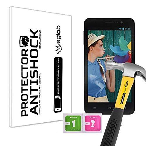Protector de Pantalla Anti-Shock Anti-Golpe Anti-arañazos Compatible con iBold XL5