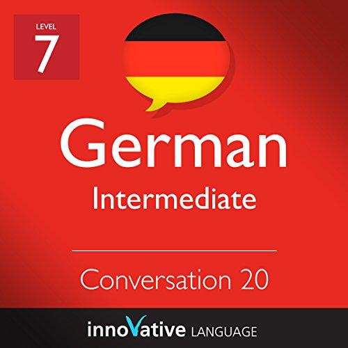 Intermediate Conversation #20, Volume 2 (German) audiobook cover art