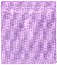 mediaxpo Brand 100 CD Double-Sided Plastic Sleeve Purple