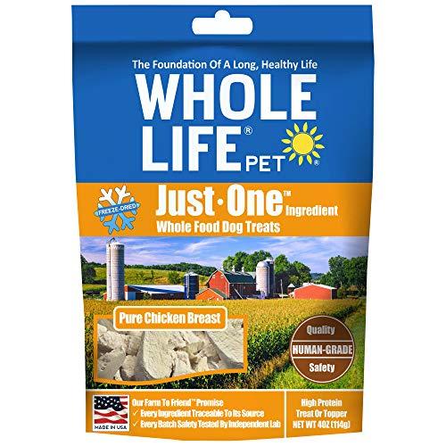 Whole Life Pet Products Toda la Vida Mascota Sola ingrediente Estados...