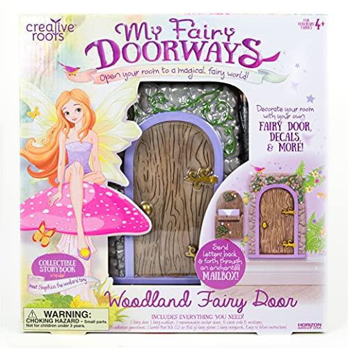 My Fairy Doorways - Woodland by Horizon Group USA, One Size