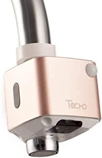 Techo Autowater K, Automatic Touchless Kitchen Faucet Adapter, Motion Sensor Adapter for Kitchen Faucets