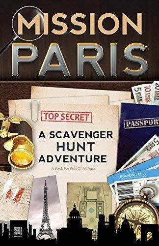 A Scavenger Hunt Adventure (For Kids)