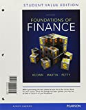 Foundations of Finance, Student Value Edition (8th Edition)