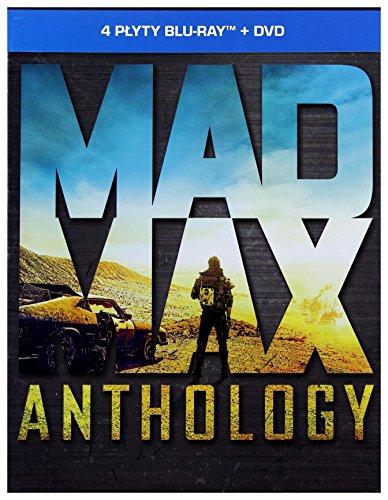 Mad Max - Antologia [4xBlu-Ray]+[DVD] (No hay versión española)