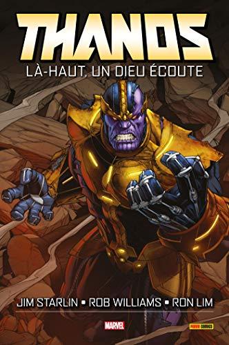 Thanos : Là-haut, un dieu écoute (French Edition)