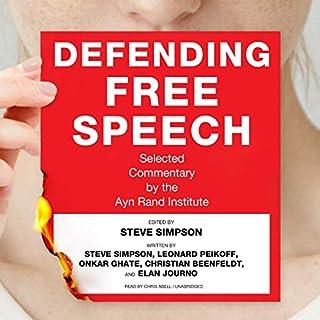 Defending Free Speech cover art