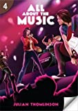 All About the Music (Page Turners, Level 4)