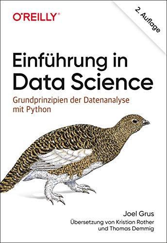 Einführung in Data Science: Grundprinzipien der Datenanalyse mit Python (Animals)