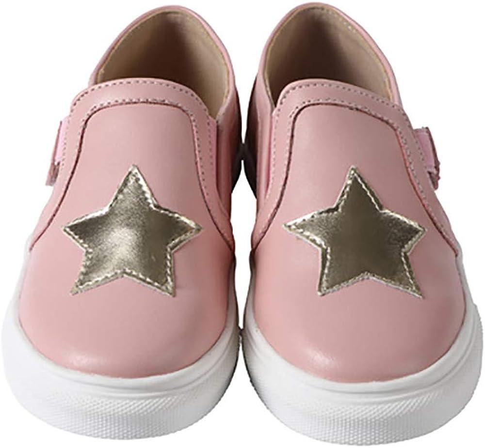 ContiKids Girls Boys Slip-on Sneakers